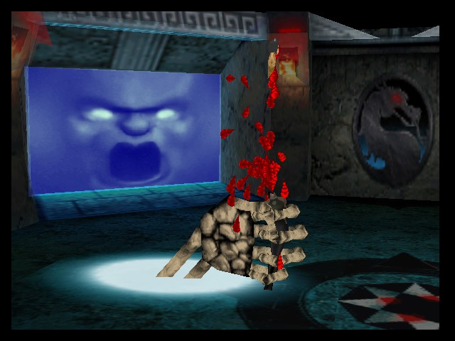 Mortal Kombat 4 - cant breath pop - User Screenshot